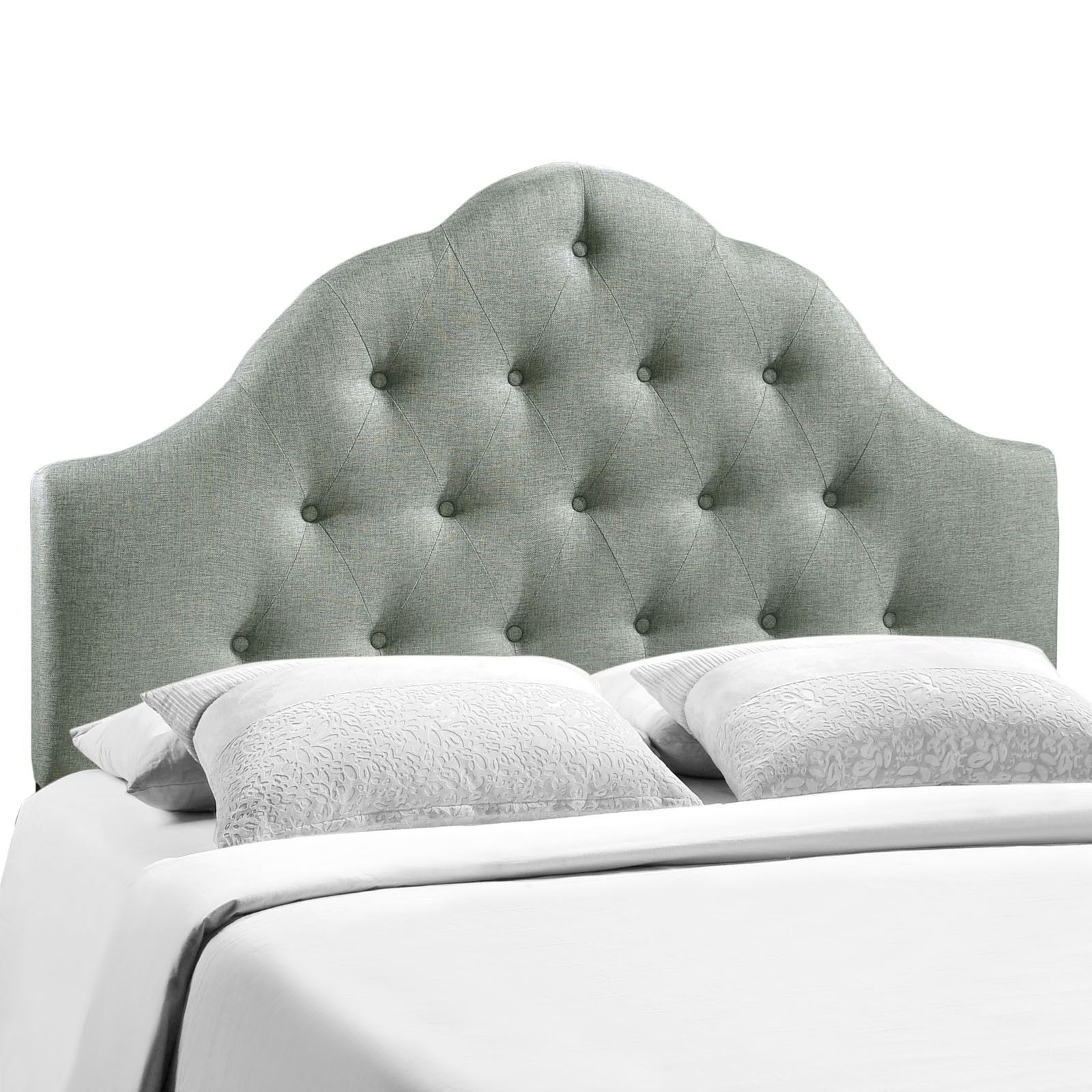 Modway Sovereign King Fabric Headboard