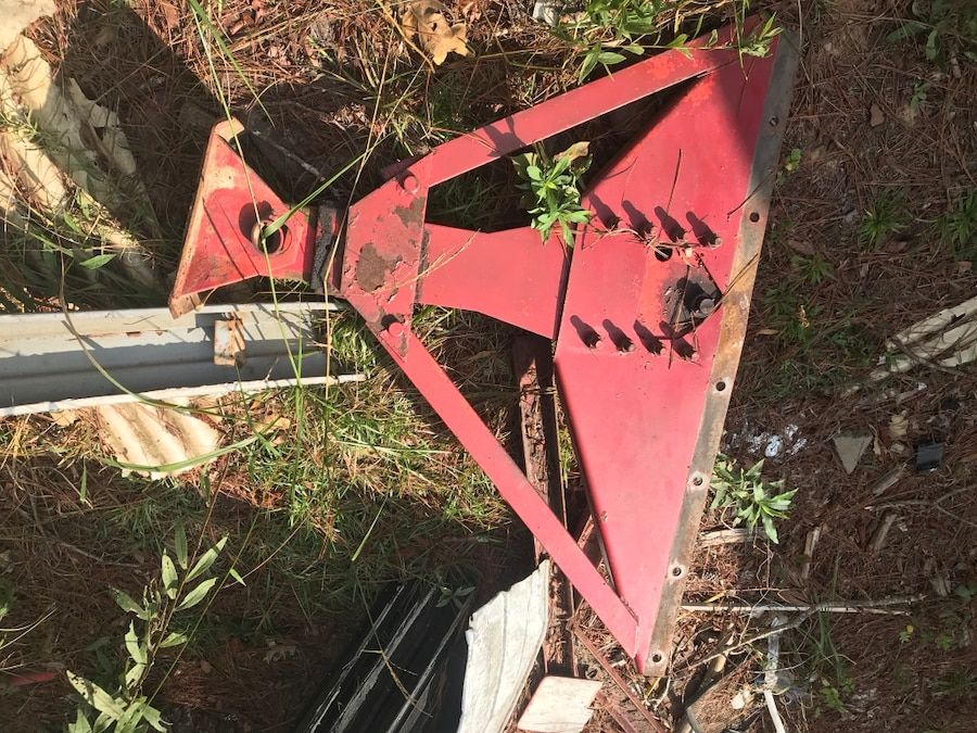 Used Landing Gear From Great Dane Reefer Trailer For Sale For