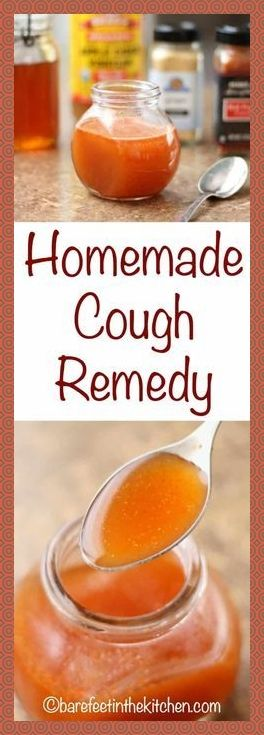 HOMEMADE DIY COUGH SYRUP  #naturalcures
