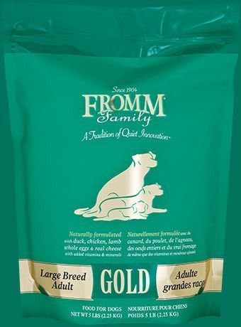 Fromm - Large Breed Adult Gold Dry Dog Food - various sizes