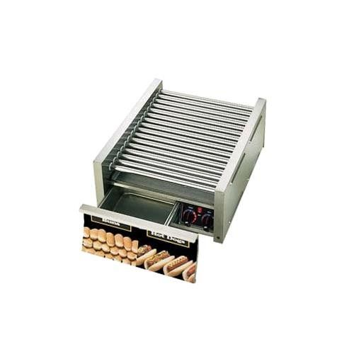 Price: $1980.38 - http://bit.ly/29wHUVh - Star 50SCBD Star Grill-Max Pro Hot Dog Grill - Infinite temperature controls Easy to access control knobs Slim design to save space