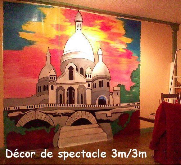 Fresques a tapisser