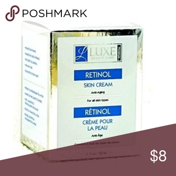 Luxe Beauty Premium Retinol Skin Cream Anti Aging Luxe Beauty Premium Retinol Skin Cream Anti Aging New Moisture Rich Skin Cream Retinol Skin Treatment Diy