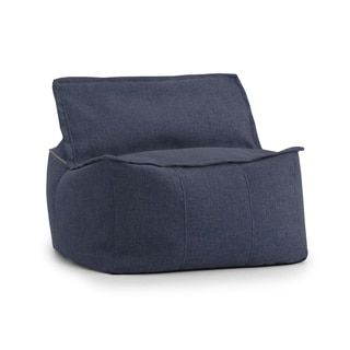 Phenomenal Beansack Big Joe Lux Zip It Square Bean Bag Chair 16614046 Pabps2019 Chair Design Images Pabps2019Com