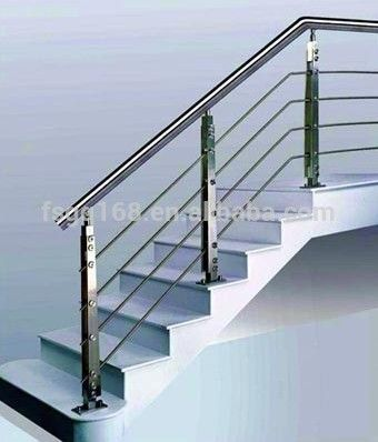 Charming Stainless Steel Stair Parts   Modern Stair Railing Components.  HTB1KOCmFVXXXXcMXpXXq6xXFXXXE (340×398) | Spindle And Handrail .