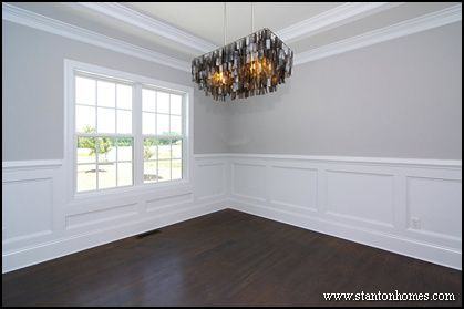 12 wainscoting ideas and photos raleigh custom home builders