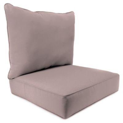 Wonderful Buy Sunbrella® 24 Inch X 24 Inch 2 Piece Deep Seat Chair
