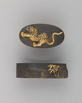 Sword Furniture-Fuchi-Kashira
