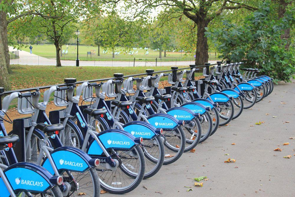 Free Boris Bike Hire For The Scheme S 4th Birthday Cycle Bike