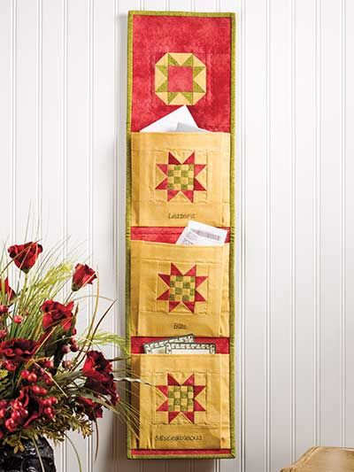 Star Organizer Quilt Pattern Download from e-PatternsCentral.com ...