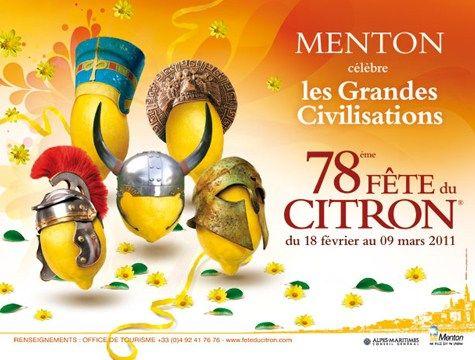 Festa dei Limoni 2011 - Mentone
