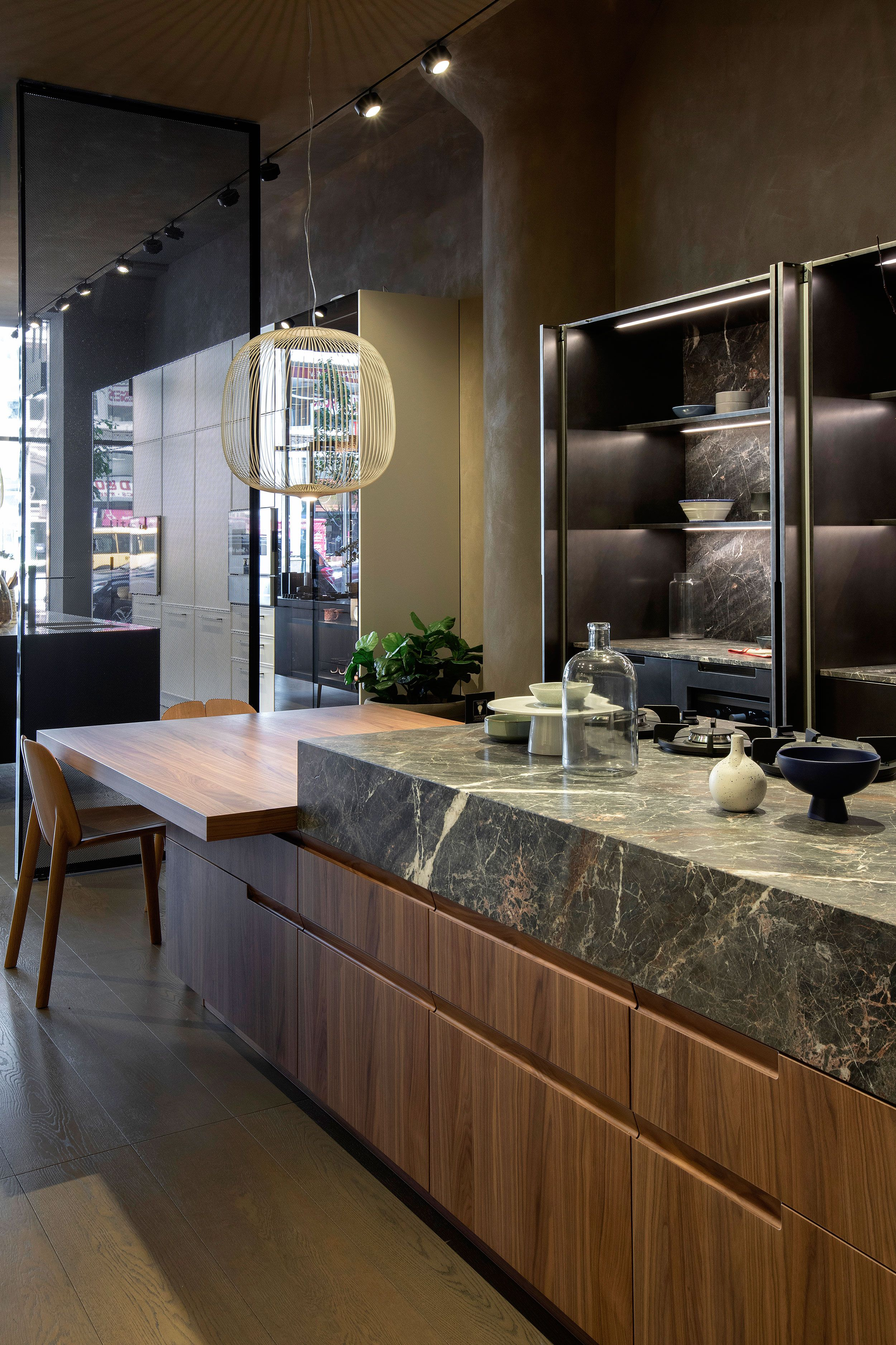 In An Uncertain World You Can Count On Cesar To Guide You Through Your Design Process Our Ex In 2020 Custom Kitchens Design Kitchen Showroom Cottage Kitchen Cabinets
