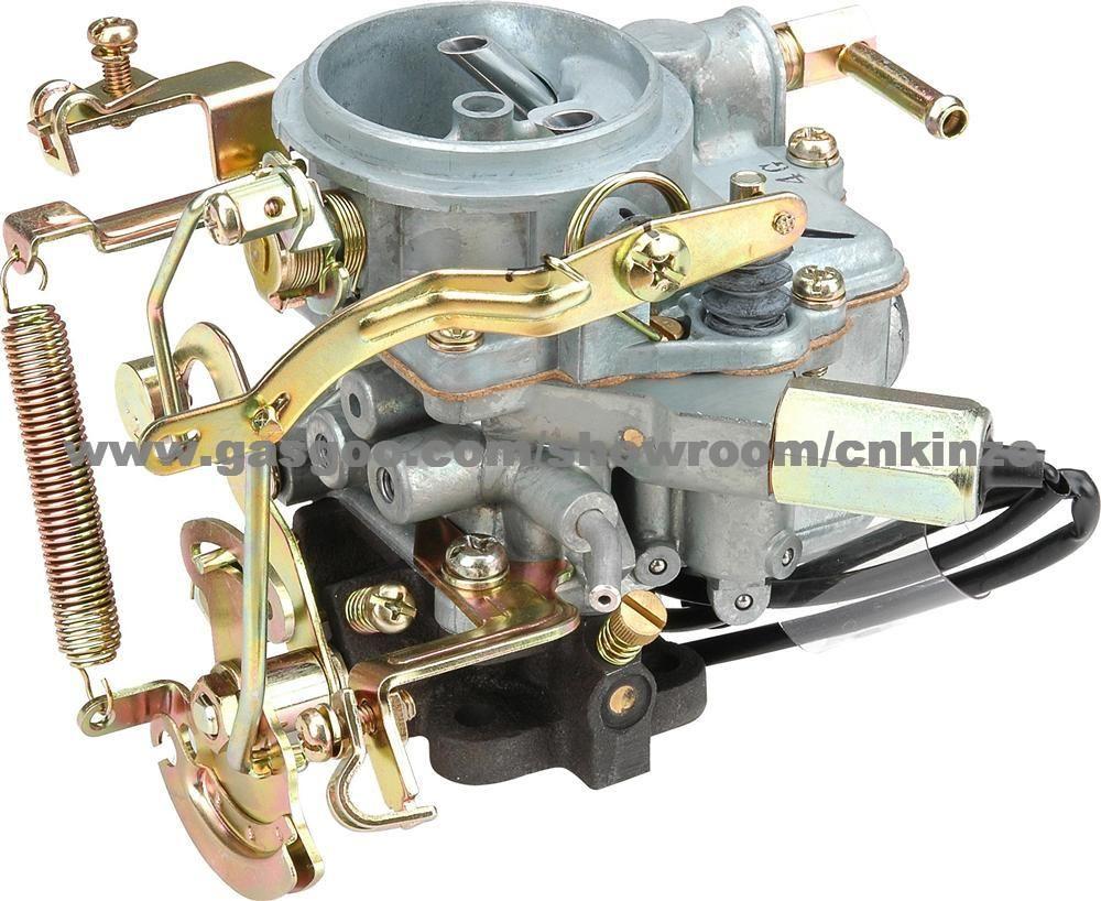 Nissan 1400 Carburetor Problems