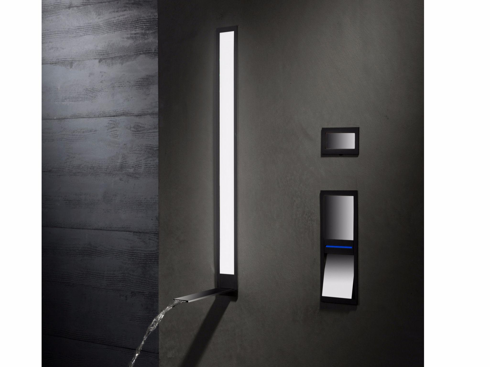 Rubinetto ad incasso filo-muro AL 5 Collezione #AQUALITE by ...