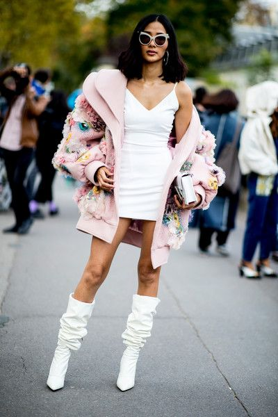 Photo of Paris Fashion Week Spring 2019 Attendees Pictures