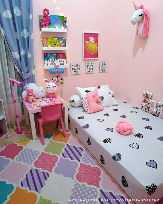 4+ Gambar Penataan Kamar Tidur Sederhana Cantik in 4  Kids