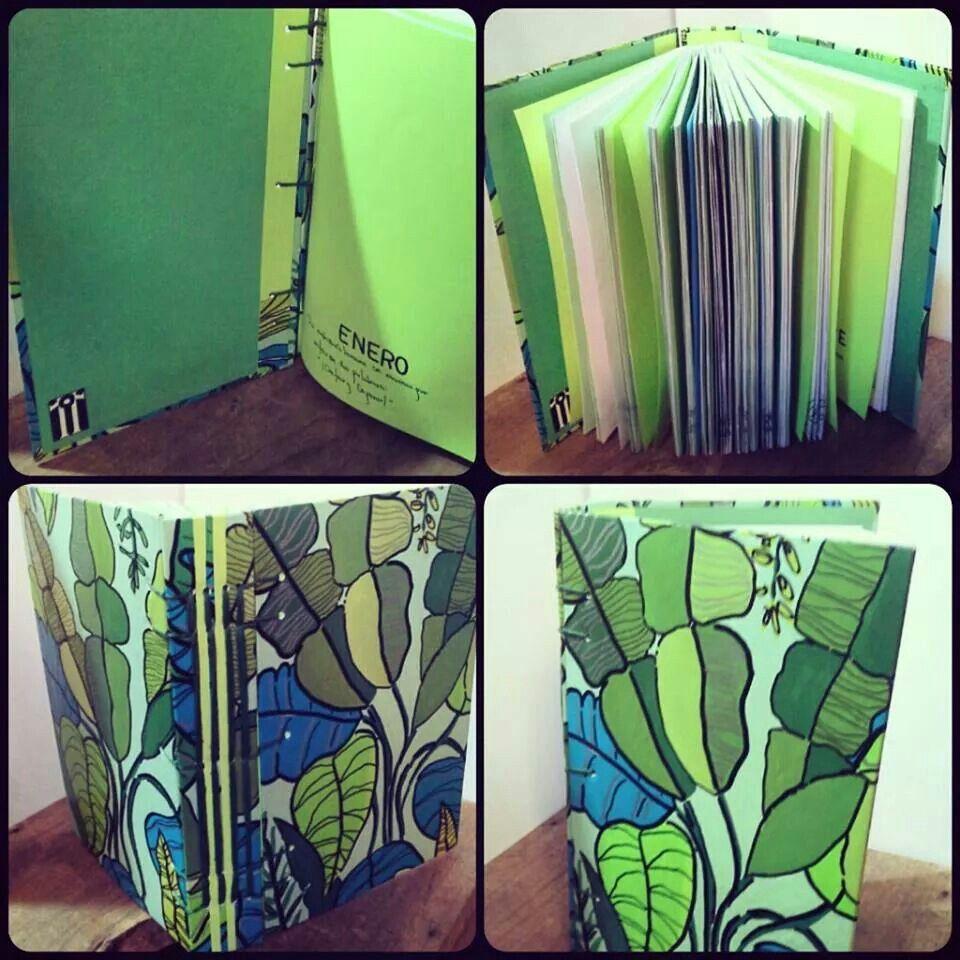 Libretas hechas a mano - Diseños originales