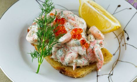 Prawns on toast (toast Skagen) were first made famous by Swedish restaurateur, Tore Wretman, just after the Second World War and named after a fishing port in Denmark. Food writer John Duxbury shares his best recipe with The Local.