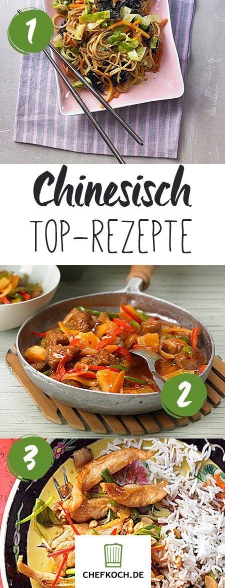 Chop Suey, Wan Tan & Dim Sum – Chinesische Rezepte | Chefkoch.de