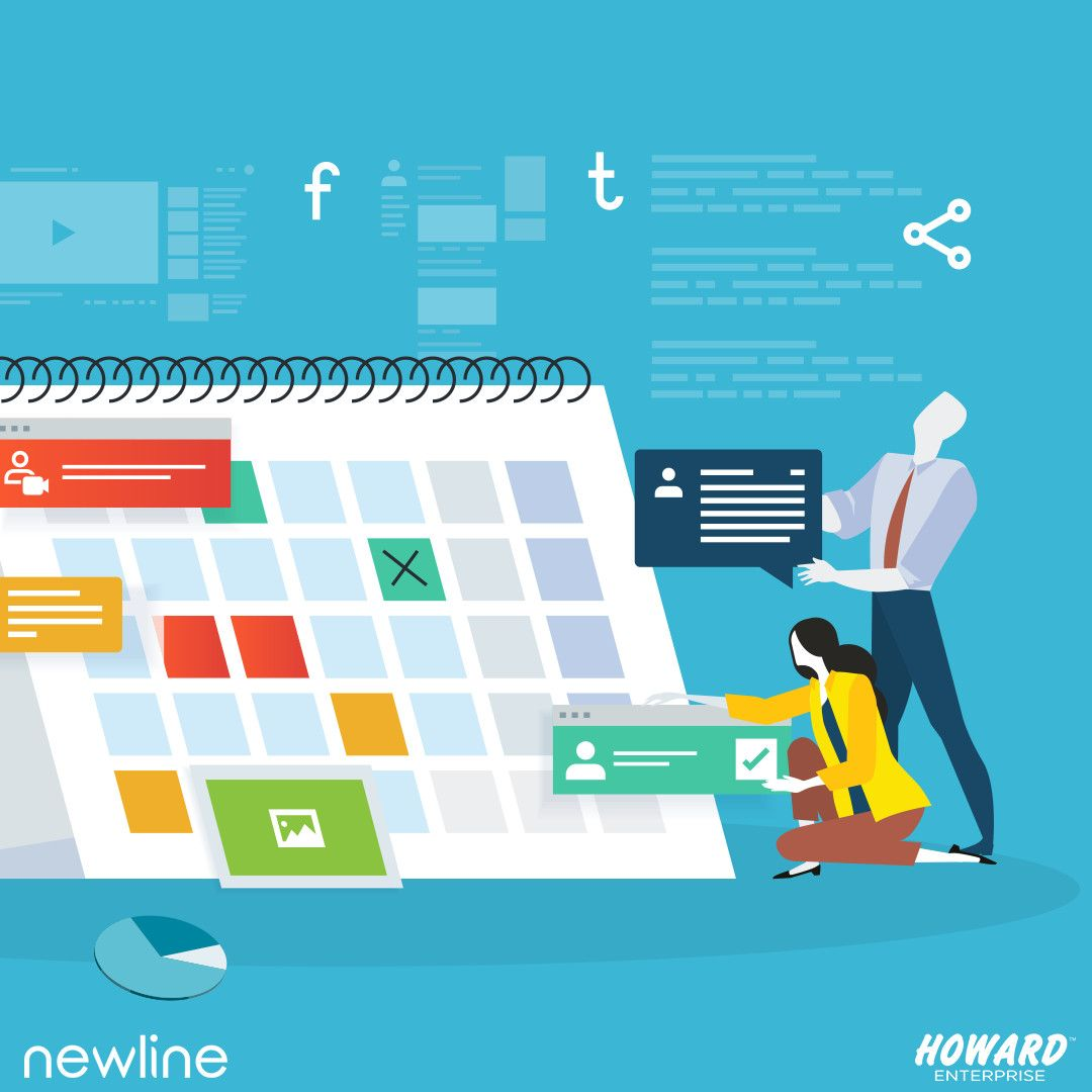 Organize Your Team Meeting Schedule With Ease Using Newline S New