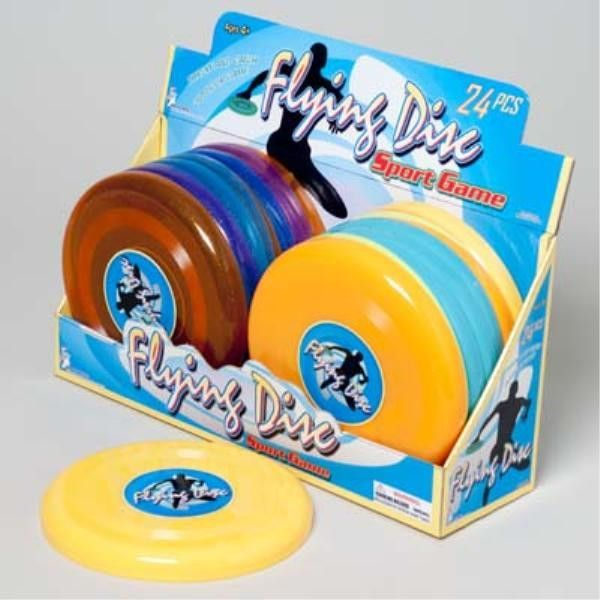 flying disc toy Case of 72