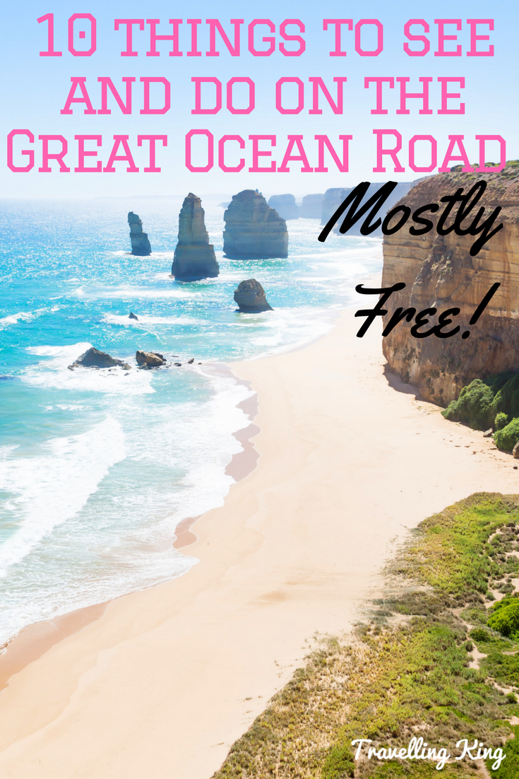 10 Things to do on the Great Ocean Road (mostly free!) | Camping