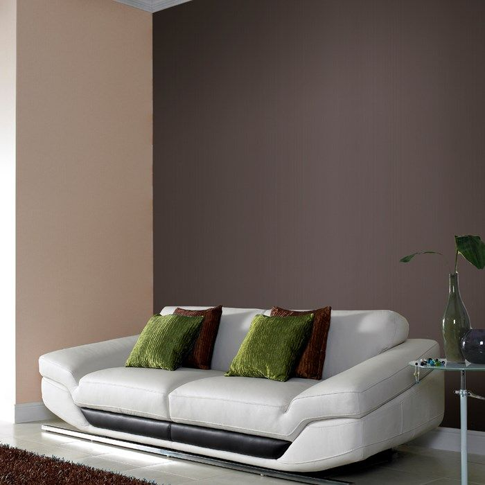 Beka Chocolate Wallpaper by Graham and Brown