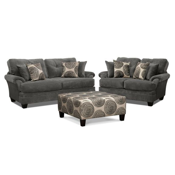Remarkable Cordelle Sofa Loveseat And Cocktail Ottoman Set Home Ncnpc Chair Design For Home Ncnpcorg
