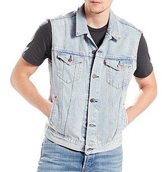 Levi's® Men's Trucker Denim Vest
