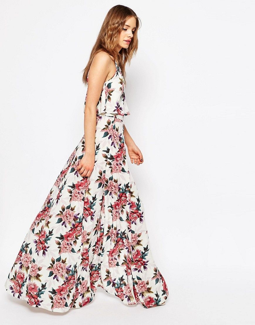 ASOS+Wrap+Maxi+Skirt+in+Floral+Print+Co-ord