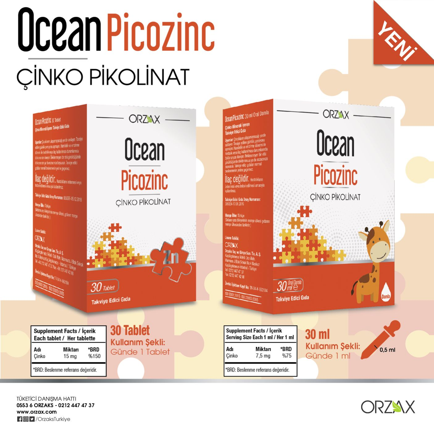 Ocean Picozinc Pikolinat Formda Cinko Icerir Pikolinat Form Cinko Emiliminde Yuksek Biyoyalarlanim Sagladigi Kanitlanmis Bir Formdur Instagram Lime