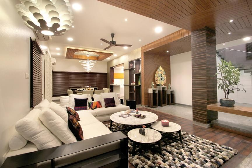 villa 29 living area by Amit u0026 Ashmi