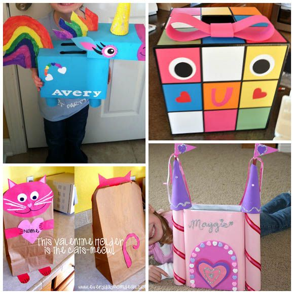 Valentine Box Ideas That Are Super Creative And Helpful Design Corral Valentine Day Boxes Valentine Box Girls Valentines Boxes