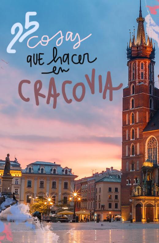 25 Cosas Que Ver Y Hacer En Cracovia Cracovia Esenciales De Viaje Viajes