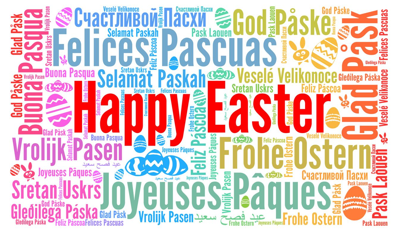 Games Presentations And Worksheets To Celebrate Easter In