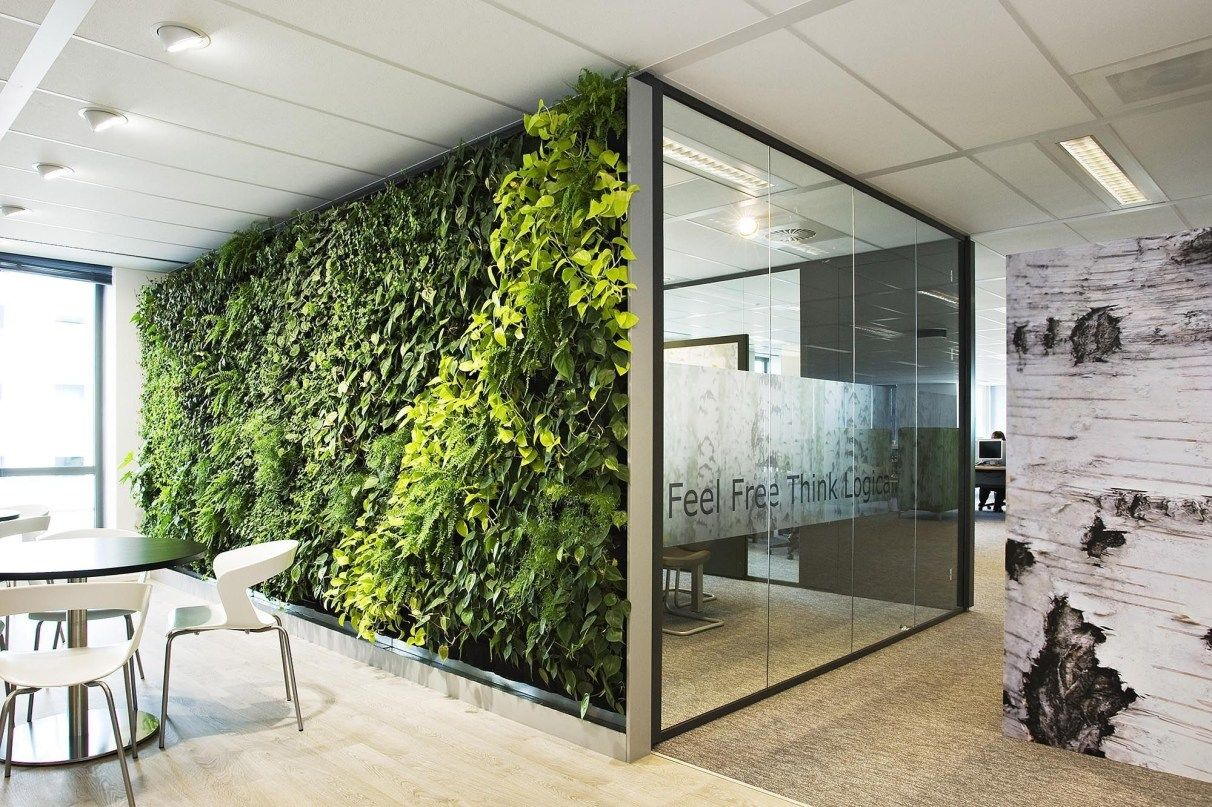Relaxing Green Office Decor Ideas 17 Offices In 2019 Office