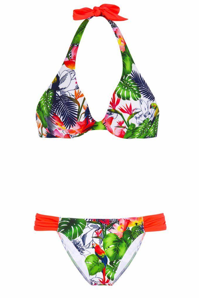 Maillot de bain 2017   un bikini Tribord by Decathlon  8737b11e6fc