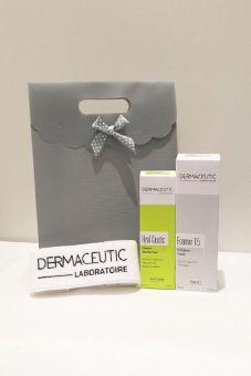 Idée cadeau : faites vous même votre sélection de dermo-cosmétiques ! Pour deux achetés -20% sur le moins cher et un bandeau cocooning offert !