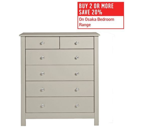 Buy Collection Osaka 4 2 Drawer Chest