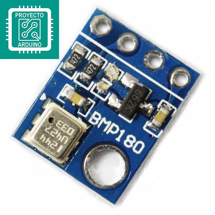 Sensor De Temperatura Y Humedad Bmp180 Sensor Arduino Temperatura