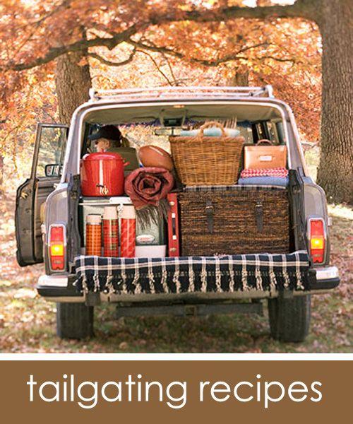 tailgating food ideas
