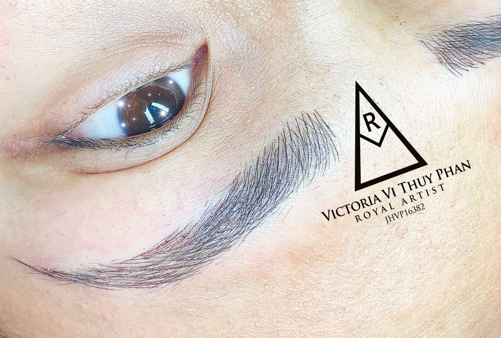 Idea by victoria thuy phan on phibrows royal artist