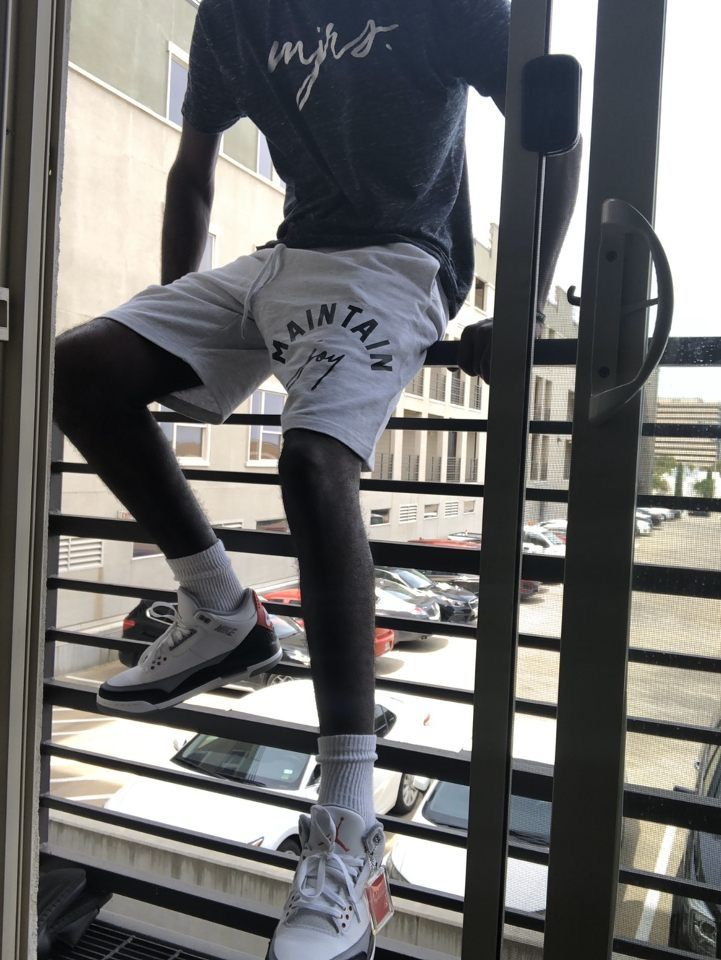 Hanging off the balcony in 2020 fashion spring summer