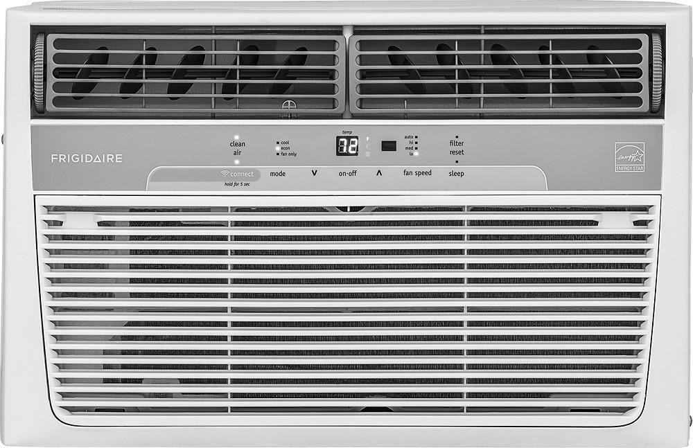 Frigidaire 8000 BTU 115V Smart Window Air Conditioner 132