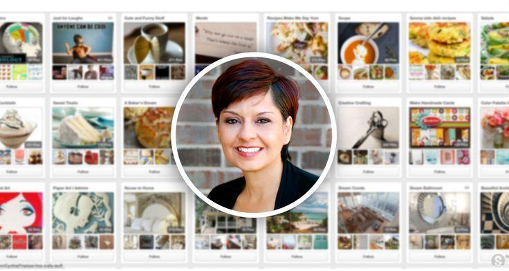 5 Takeaways from #Pinterest Guru Cynthia Sanchez @CynthiaPins   SkilledUp