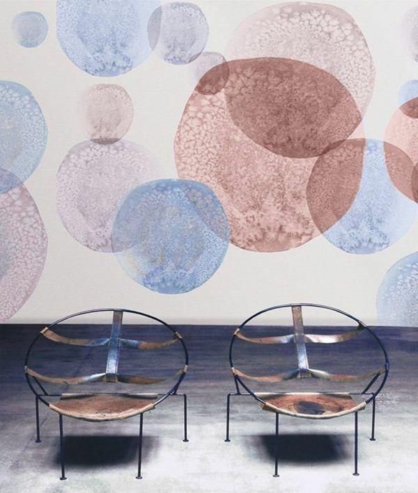 farbgestaltung wände wanggestaltung ideen kreative wandgestaltung - malern ideen wnde