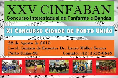 Jornal Sobral: XXV CINFABAN - Concurso Interestadual de Fanfarras...