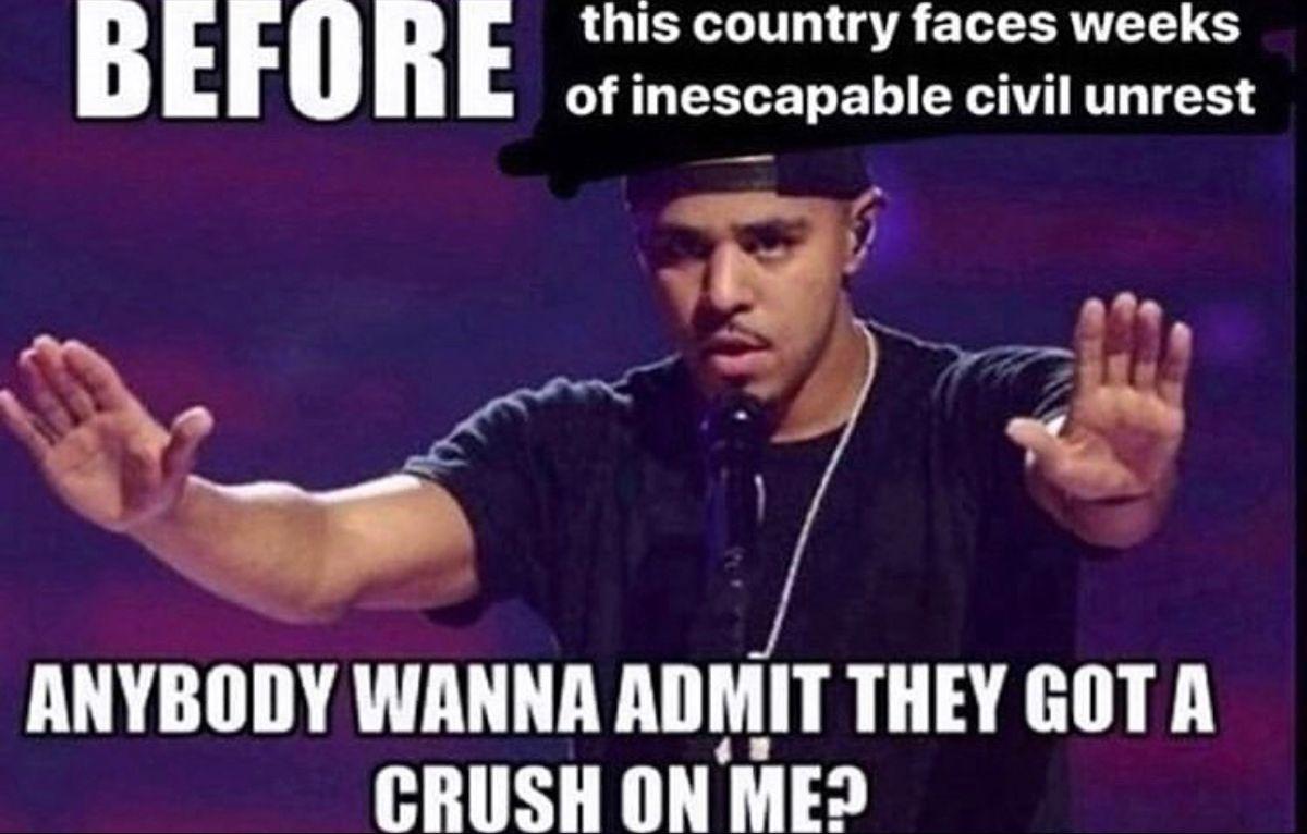 Pin By Jillian Stepanik On Major World Event Memes Memes Face Inescapable