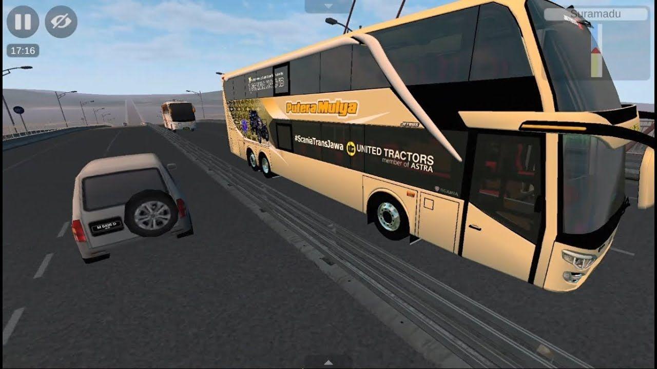 Pin Di Bus Simulator Indonesia
