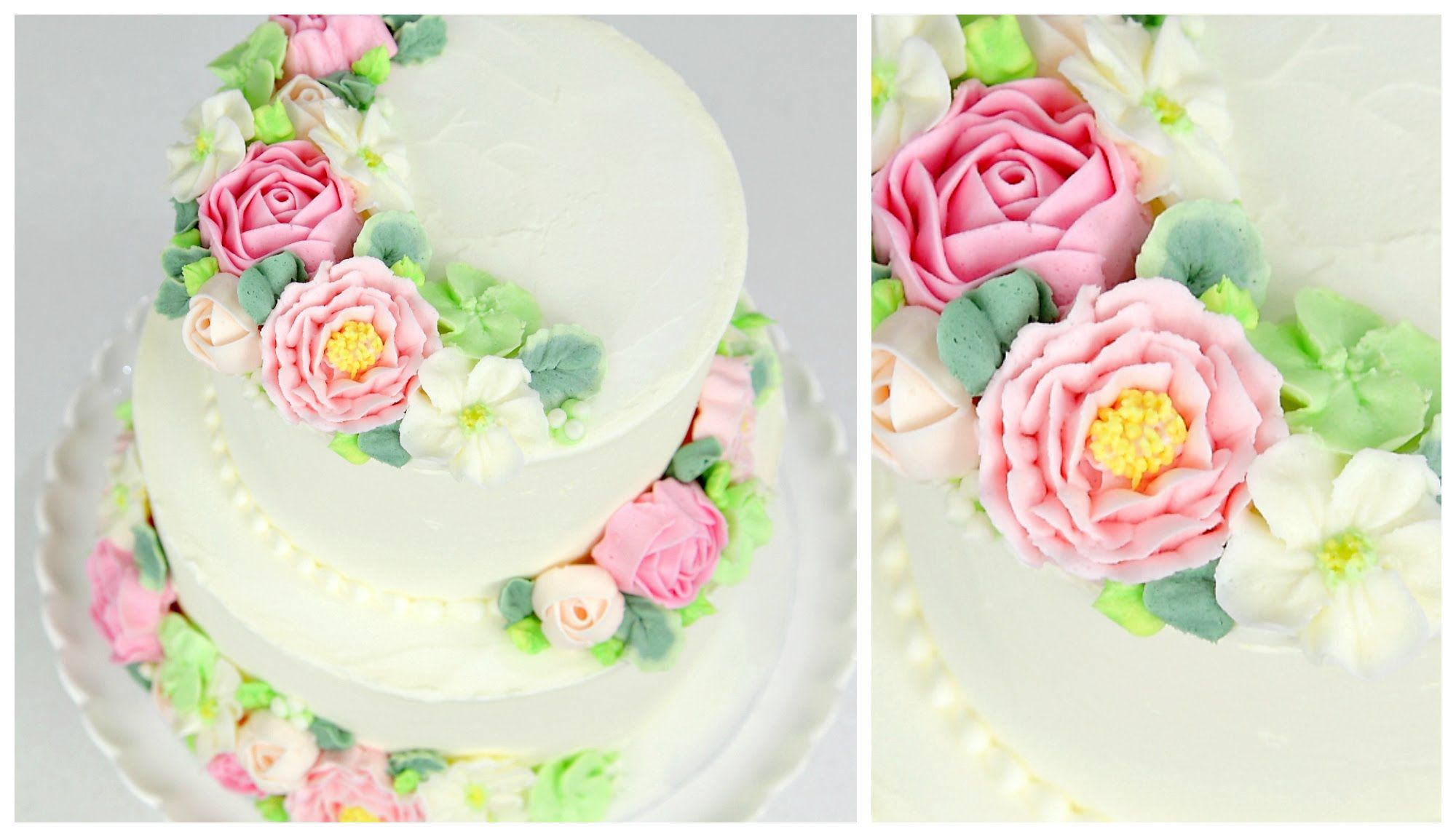 SUBSCRIBE HERE Bitly Cakestyle BUTTERCREAM CAKES Diy WeddingPerfect